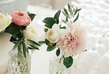 elegante, rustic barn wedding