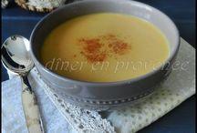 Mes soupes & veloutés