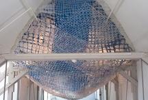 Anna Hepler - Gyre installation