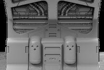 modular pieces