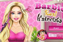 Barbie Oyunları / Barbie Oyunları