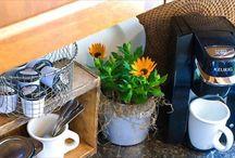 Pallet Coffee Pod / DIY pallet coffee pod storage ideas.