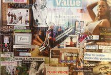 Creativity: Vision Boards / by Vidda Chan