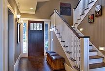 New house - Foyer