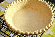 Pie Crust & Puff Pastry Recipes & Tips / by Sandra Fields Graham