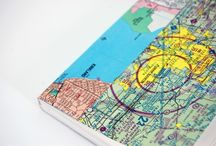 Recycled maps