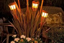 Kerti fények