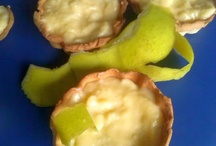 Tartaletas de crema y manzana / Las mejores recetas: http://golosolandia.blogspot.com.es/2013/05/tartaletas-de-crema-y-manzana-receta-casera-paso-a-paso.html