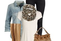 Fall outfits / by Sandra Cisneros