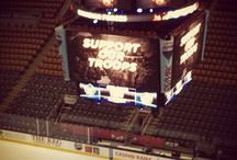 Canadian Forces Night / by Toronto MapleLeafs