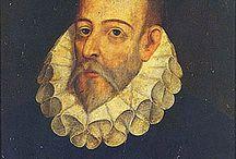 Miguel de Cervantes Saavedra / Un trabajo de lengua sobre Cervantes