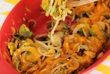 inspiralized casseroles