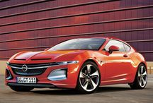 The new Opel GT