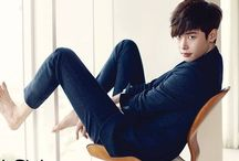 Lee Jong Suk / Attore