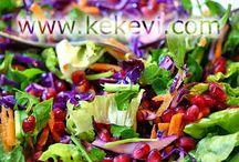 Yaz Mevsim Salatası