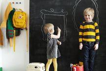 Kinderzimmer / Inspirationen für unsere drei Kinderzimmer