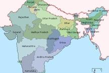 122. INDIAN States & Territories