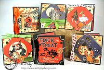 Halloween kort