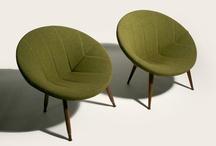 Fifties furnitures