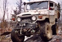 4x4 / Various 4x4 vehicled & off-roading stuff