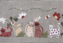 Animal sewing