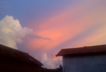 Jealoutiful Sky / Grateful for the Most Magnificent Camera, Eyes! / by Rizki Maulana Rachman