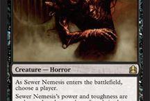 Magic the gathering: Black Cards
