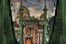 Cityscapes / Urban images