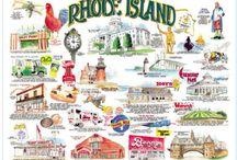 Rhode Island where I am from / by Ksue Sorensen