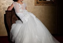 Cristina Edu -wedding dress designer / It is about luxurious, special and glamourus wedding dresses!