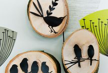 Ideen mit Holz