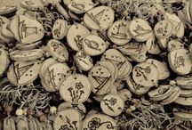 Handmade Key holders