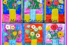 Maestra Caterina Blog / Esperienze e attività nella Scuola dell'Infanzia.