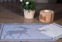 Textiles Autour de la table