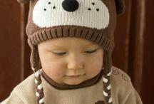 Örgü çocuk - bebek bere ve atkıları