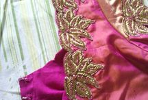 Embroidery lover.. / Latest Collections Of embroidery, Mirror jardosi kutch and reshim work..