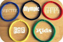 olympics / by Andrea Brummett