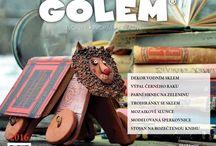 GOLEM 01/2016 / www.tvorivyamos.cz