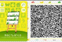 QR Codes Animal Crossing / Happy Home Designer