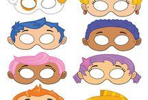 Kiddy Masks
