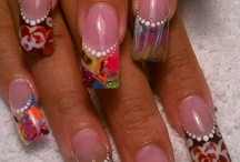 Nails - Extreme with Possibilities / by Debra Eibler