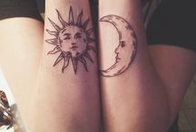 Tattoos & Piercings / by Brittany Boehm