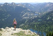 Montana Hikes / Here are a few great hikes in Montana.