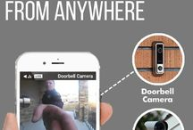 DIY HOME SECURITY SURVElLLANCE. / How to install a home surveillance System Using Your Phone.