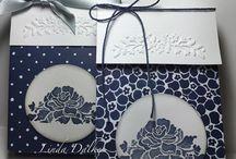 Card - SU floral phrases