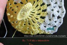 meus trabalhos de croche