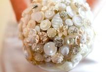 button bouquets