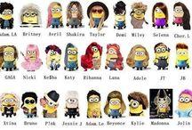 Cartoons  ₩★★;-)