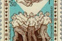 Belgie Belcika stamp