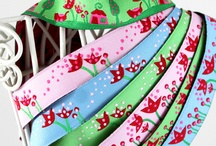 Ribbons Galore newsletters